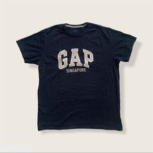 GAP Singapore Short Sleeve Shirt